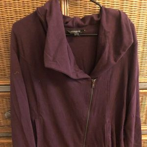 Banana Republic Cowl neck sweater jacket